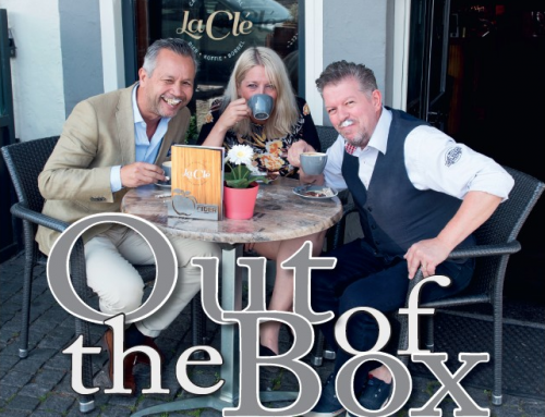 Out of the Box | Bert & Benthe van der Velden | café La Clé